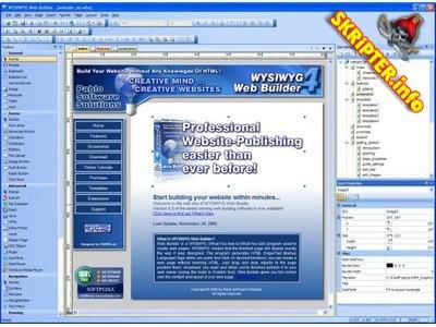 WYSIWYG Web Builder 7.21