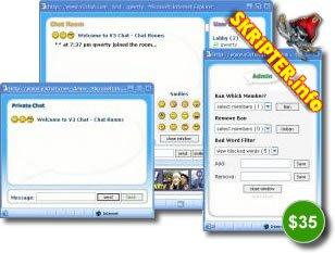 V3 Chat Rooms Lite 3.0.3