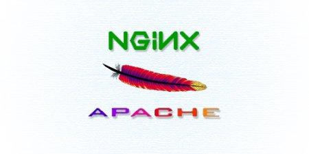 Установка nginx как front-end к apache в Debian / Ubuntu