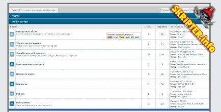 DLE Forum на всю ширину страницы