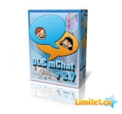DLE mChat v 2.7 [2010]