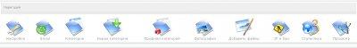 TWS Gallery Glam для DLE 8.0 - 8.3