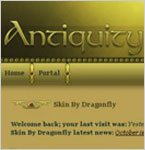 скин IPB  Antiquity
