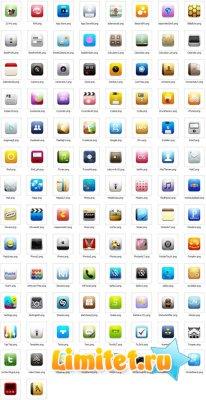 Round Theme Icons