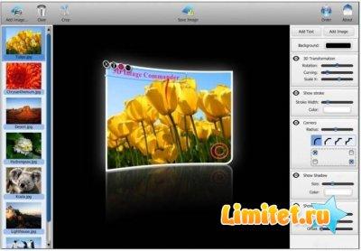 3D Image Commander  2.20 RUS