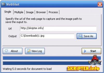 WebShot 1.75
