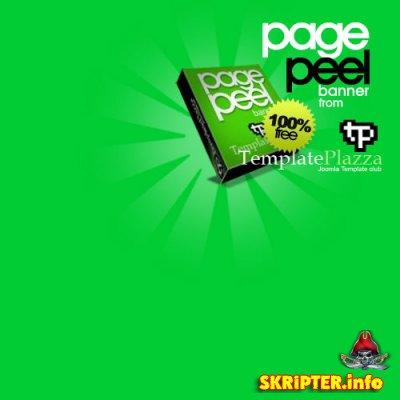 Page Peel Banner 1.15 - модуль угловой рекламы для Joomla 1.5!
