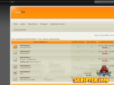 Шаблон-610nm- для PHPBB