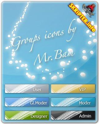 Иконки групп by MrBam