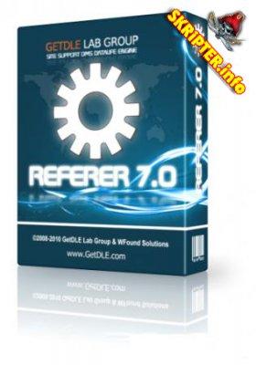 Модуль Referer 7.0.1 Nulled by Drynea