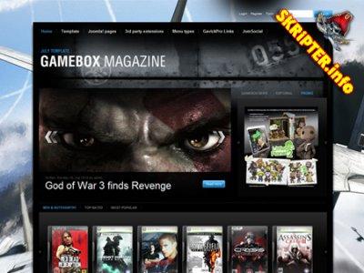 GK GameBox v1.0.2