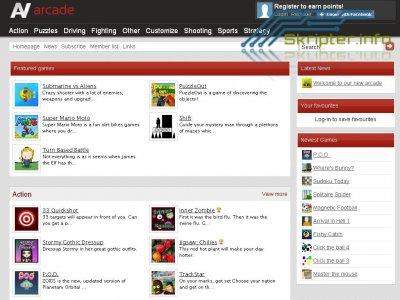 AV Arcade Pro. v5.5.0 NULL-FS