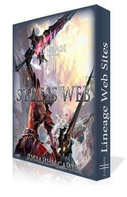Stress Web 10 Full Items и Шаблон Galaxy
