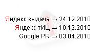 Апдейты Яндекса и Google хак для DLE