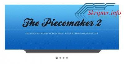 Слайдер The Piecemaker 2
