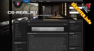 Шаблон Cs-Real