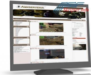 Игровой шаблон:AMXservera