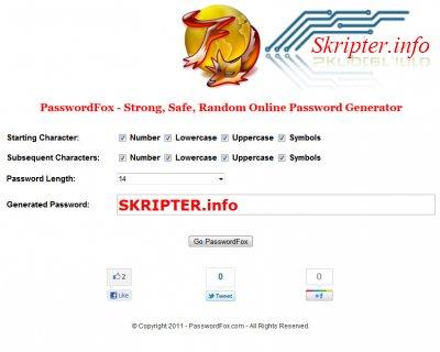 Passwordfox Clone