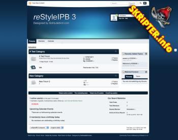Шаблон reStyle IPB 3v2