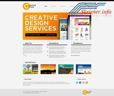 Creative Studio PSD