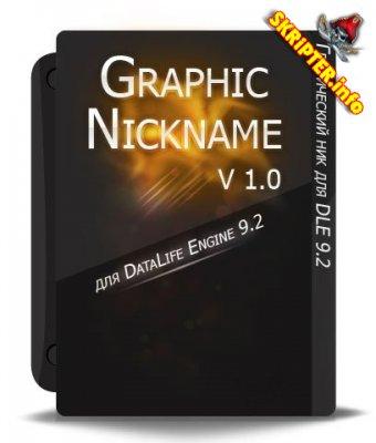 Graphic Nickname v1.0