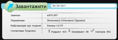 """HTML шаблон для """"Трекера для DLE"""" от ANTI-SPY"""