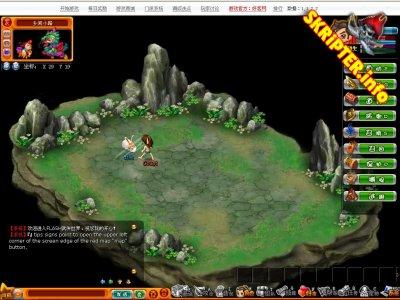 Скрипт Браузерной MMORPG на Flash