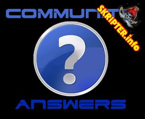 Community Answers v1.7.0
