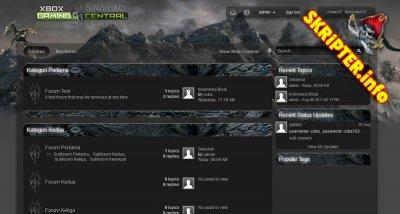 Elder Scrolls Skyrim для IPB 3.2.x