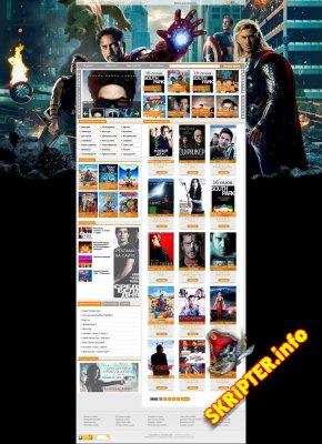 Готовый  сайт Kinoxit (Слив с БД)