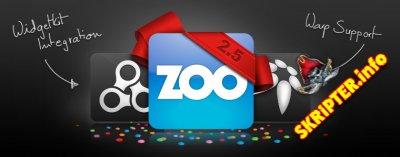 Компонент ZOO v2.5.18