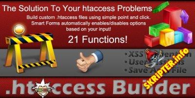 htaccess Builder!