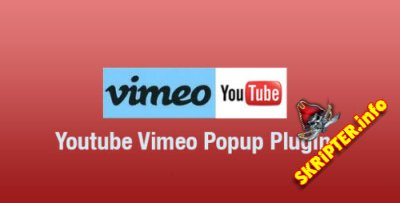 Youtube Vimeo Popup