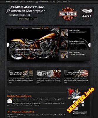 JP American Motorcycle