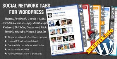 Social Network Tabs 1.5