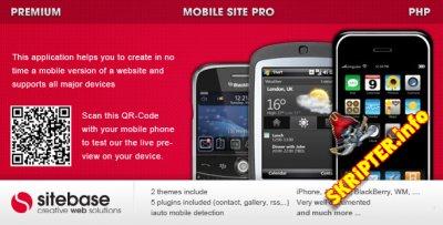 Mobile Site PRO v1.5.1