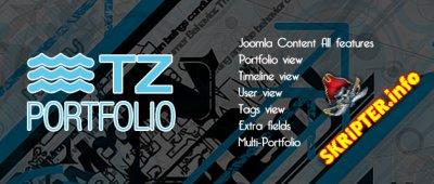 Компонент TZ Portfolio v3.0.2