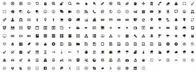 210 FREE VECTOR ICONS