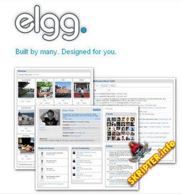 Elgg 1.8.14 RUS