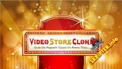 Video Store Clone