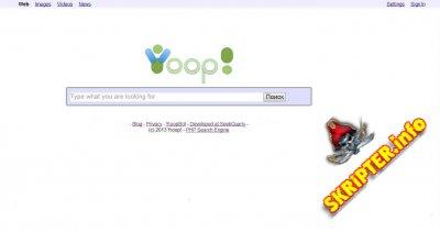 Yioop v0.921 Rus