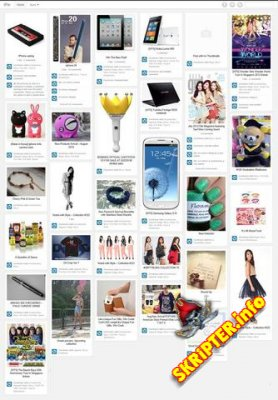 iPin v1.1 – Pinterest Clone