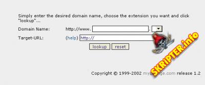 Скрипт создание поддоменов user.domain.ru