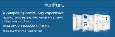 Сборка Плагинов для XenForo