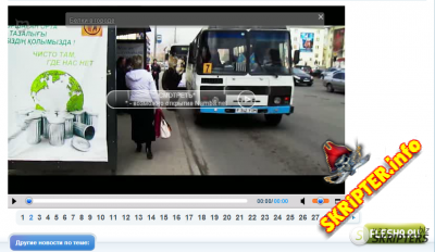 Модуль переключатель видео для Dle 9.6-9.8