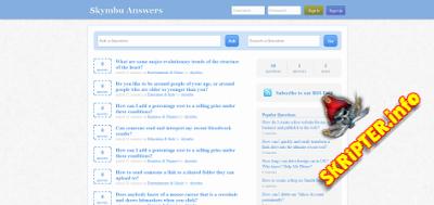 Skymbu Answers