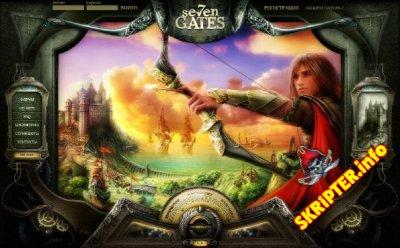 Скрипт онлайн игры 7gates