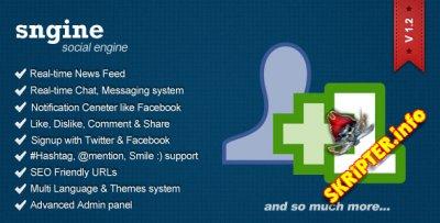 Sngine - Social Engine Platform