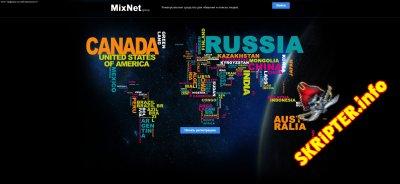 Новый слив MixNet