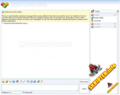 Pro Chat Rooms v7.4.5 Nulled [RuS]